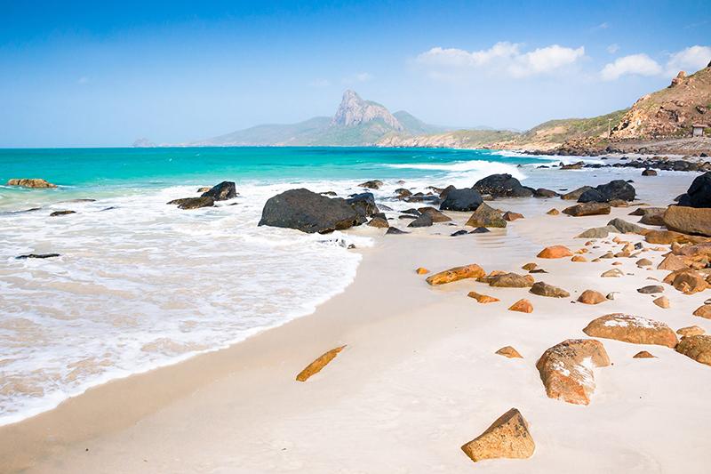 Chiêm ngưỡng vẻ đẹp Côn Đảo trong dịp hè