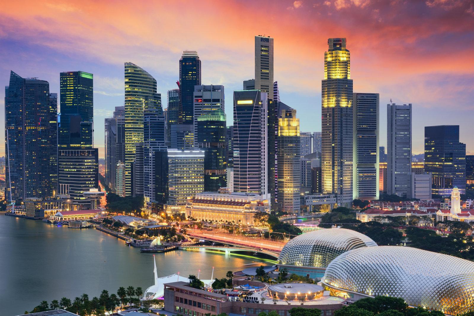 Đảo quốc sư tử Singapore