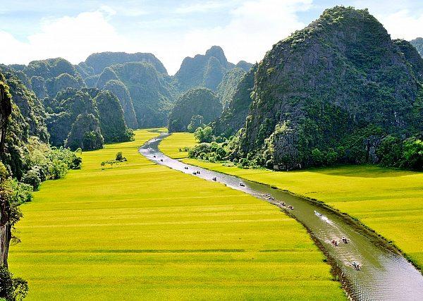 Du lịch Ninh Bình mùa nào đẹp nhất