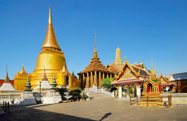 Du Lịch Thái Lan: Hà Nội - Bangkok - Pattaya 5 Ngày Bay Nok Air