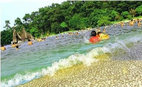 Tour du lịch học sinh Khoang Xanh - Suối Tiên 1 ngày